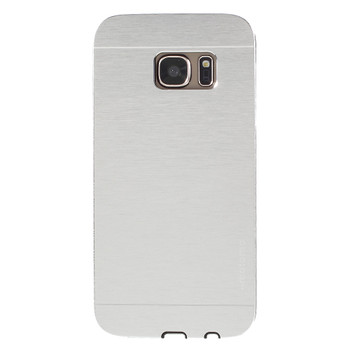 Samsung Galaxy S7 Aluminum Back Case Silver