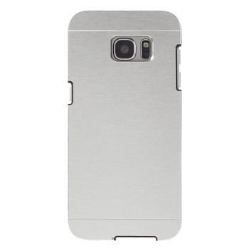 Samsung Galaxy S7 EDGE Aluminum Back Case Silver