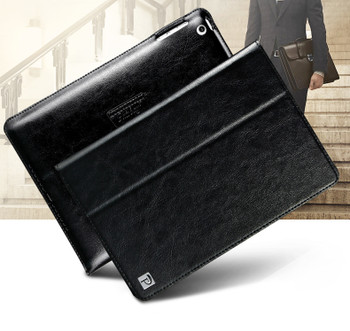 iPad Air 2 Real Leather Cover Case