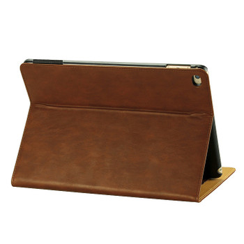 iPad PRO 9.7 Leather Case Chocolate