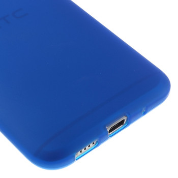 HTC 10 Silicone Case Blue