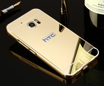 HTC 10 Case Gold
