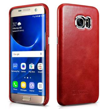 Samsung Galaxy Edge Phone Cover Red