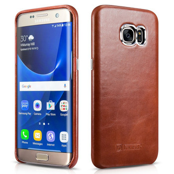 Samsung Galaxy S7 Phone Cover Brown