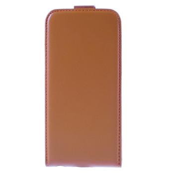 iPhone 6S 6 Leather Cover Case Orange