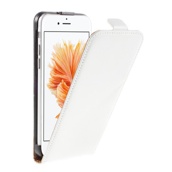 iPhone 6S Leather Case White