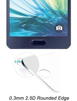 Samsung Galaxy A5 Tempered Glass Protector
