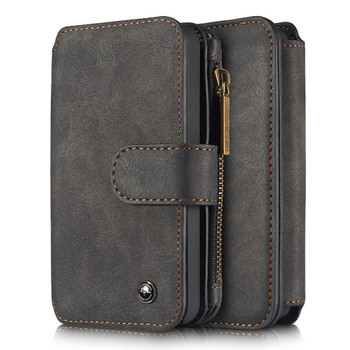 iPhone SE Zipper Wallet