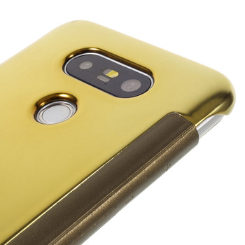 LG G5 Smart Flip Cover Gold
