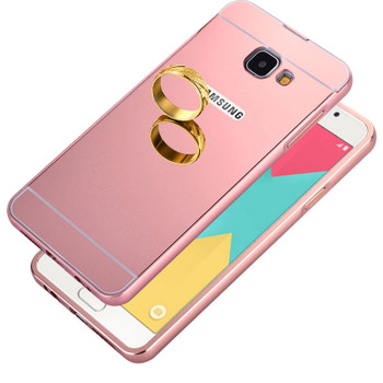 Samsung Galaxy A5 2016 Bumper Case Cover Rose Gold