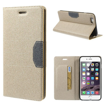 iPhone 6s Wallet Gold