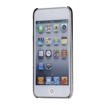 iPod Touch 6/5 Black Clear Gradient Case