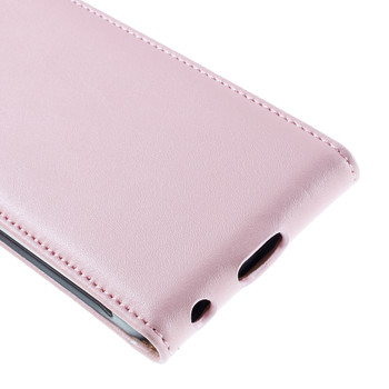 iPhone 7 Leather Case Soft Pink