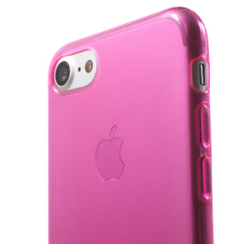 iPhone 7 Silicone Case Cover Pink