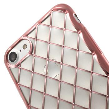 iPhone 7 Luxury Soft Case Rose Gold