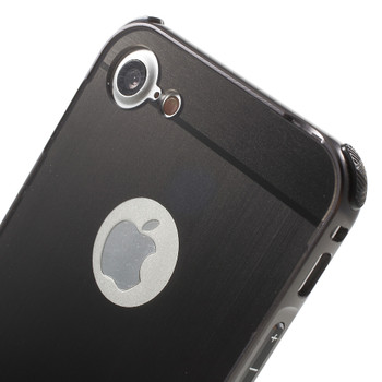iPhone 7 PLUS Aluminum Bumper Case+Back Cover