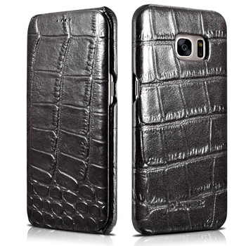 Samsung S7 Edge Crocodile Case