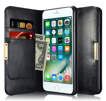 Luxury Phone 7 Plus Wallet