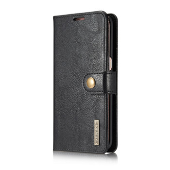 Samsung S7 EDGE Leather Wallet+Magnetic Removable Case