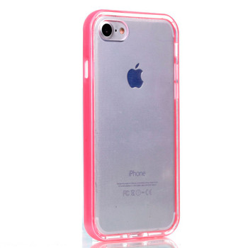 iPhone 7 Bumper Case Pink