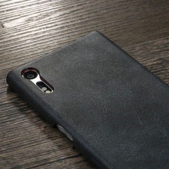 Sony Xperia XZ Vintage Leather Protective Cover