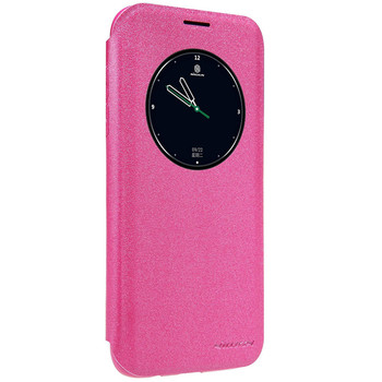 Nillkin Samsung Galaxy S7 EDGE App Window Smart Case Pink