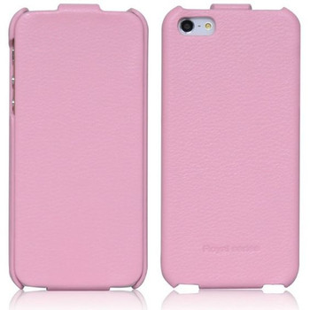 iPhone SE Flip Case Light Pink