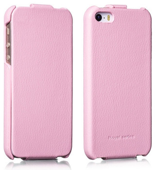 iPhone SE Flip Light Pink