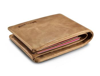 Premium Cowhide Leather Wallet For Men