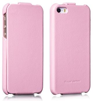 iPhone 5S Flip Light Pink