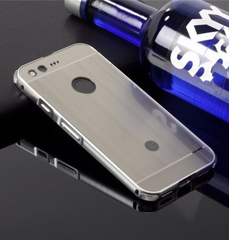 Google Pixel Aluminum Bumper Case+Back Cover