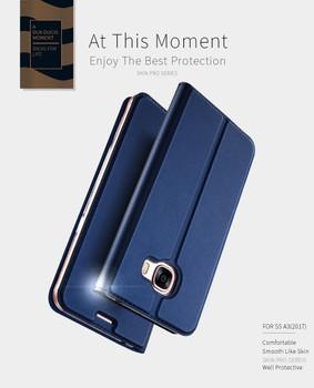 Samsung Galaxy A3 2017 Case Blue