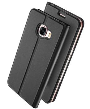 Samsung A5 Black Sky Case