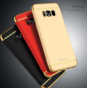 Samsung Galaxy S8 Bumper Case Cover Gold