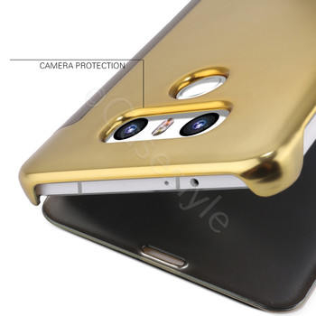 LG G6 Smart Case Auto Wake Sleep Cover Gold