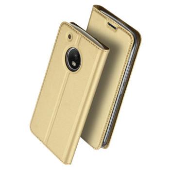 Motorola Moto G5 Cover Case Gold