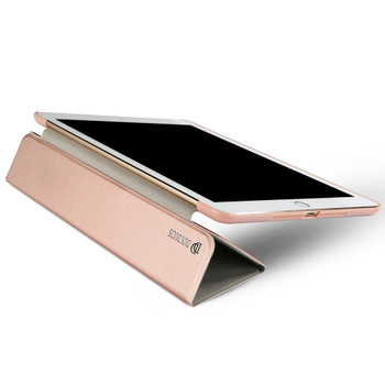 iPad 9.7 (2017) Cover Wake Sleep Case Rose Gold