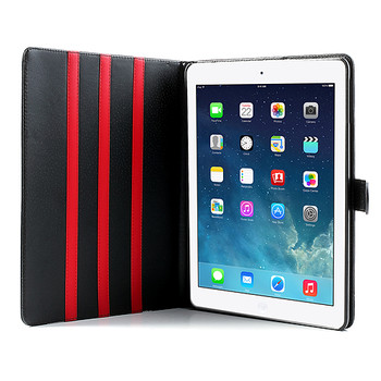 iPad 9.7 Stand Case Cover Black