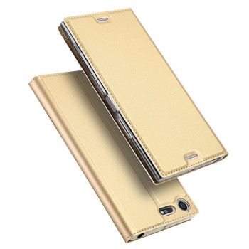 Sony Xperia XZ Premium Flip Case