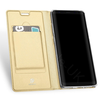 Samsung Galaxy Note 8 Case Cover Gold