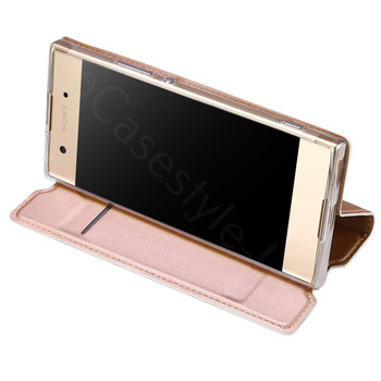 Sony Xperia L1 Cover Case Rose Gold