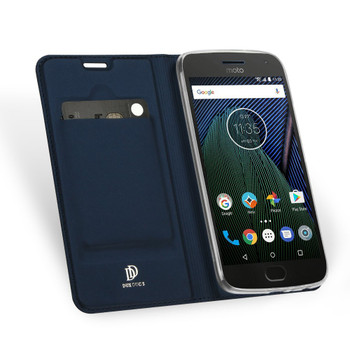 Motorola Moto G5 PLUS Case Cover Blue