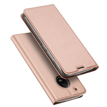 Moto G5 Plus Case Rose