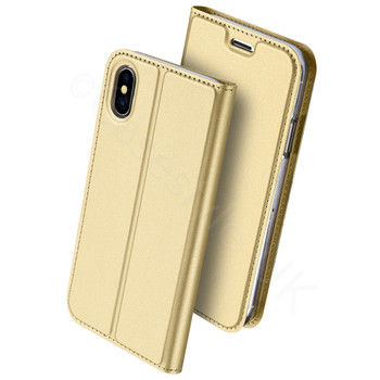 iPhone X Case Cover Gold