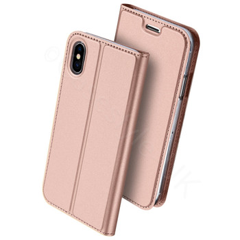 iPhone X Case Cover Rose Gold