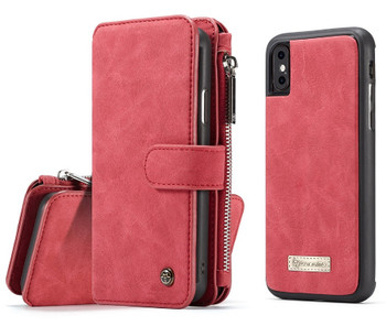 iPhone X Magnet Case Wallet