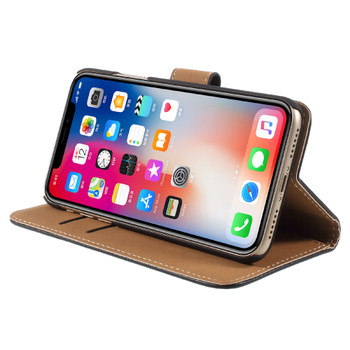 iPhone X Leather Case Cover Wallet