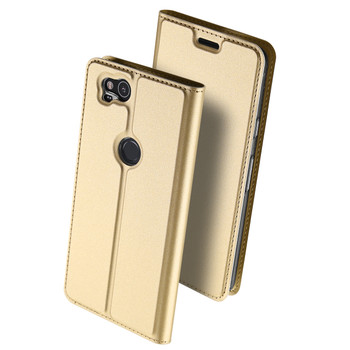 Google Pixel-2 Case Cover Gold