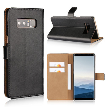 Samsung Note 8 Leather Wallet