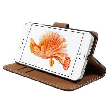 iPhone 8 Leather Wallet Case Cover